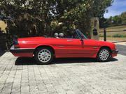 Alfa Romeo 1986 Alfa Romeo Spider Quadrifoglio Convertible 2-Door